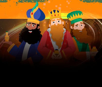 ¡Activa un reino de premios y recarga la fortuna con los reyes magos!