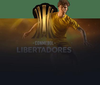 ¡Apuesta a la Copa Libertadores!