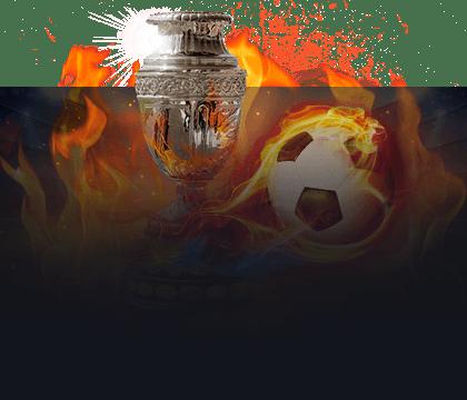 ¡Disfruta y gana con la Copa América!