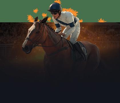 ¡Gana en caballos!