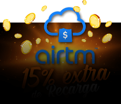 ¡Gana más con AirTM!