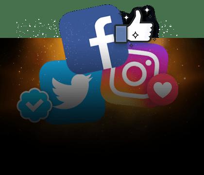 Promociones diarias en redes sociales