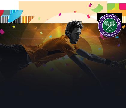 ¡Wimbledon te premia!
