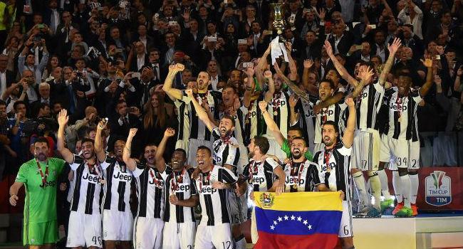 Juventus de Rincón conquistó Roma