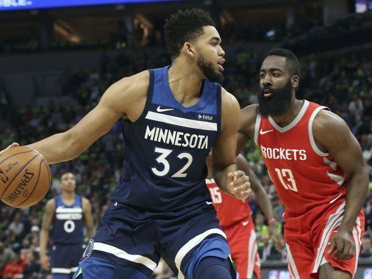 La manada busca seguir con vida ante los Rockets
