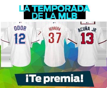 La MLB te Premia