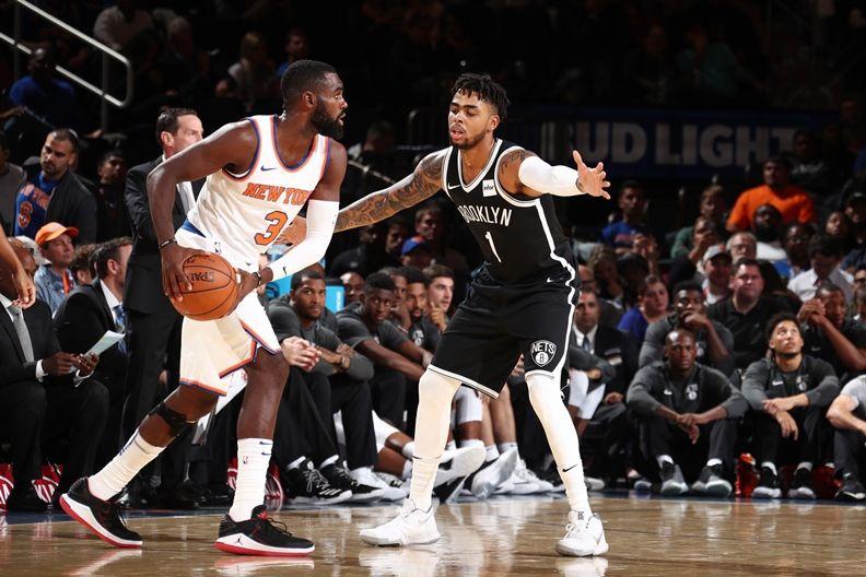 Los Nets a sumar frente a unos Knicks bajo presión