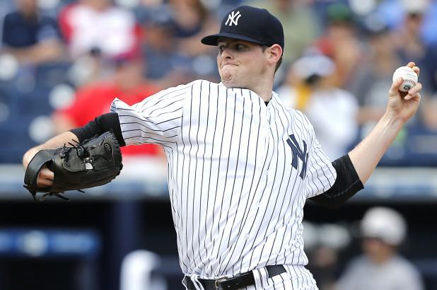 Los Yankees por la barrida en casa