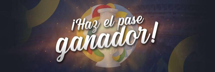 ¡Más premios con la Copa América!