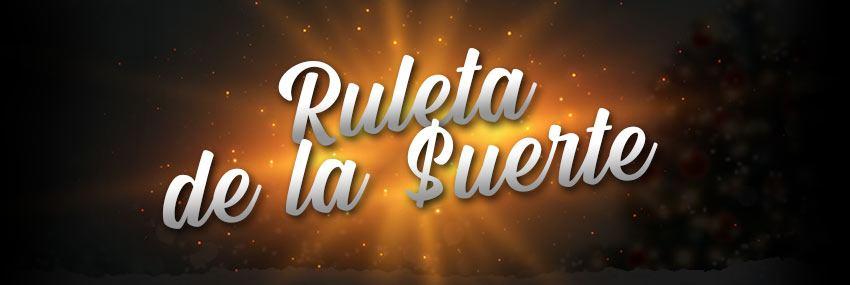 RULETA DE LA SUERTE