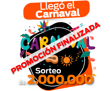 Sorteo Carnaval