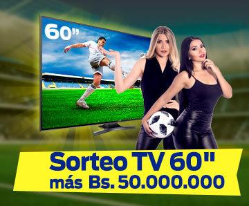 "Televisor 60"""