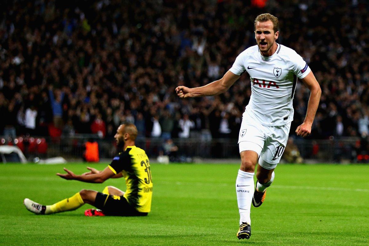 Tottenham quiere ganar en Alemania y dejar fuera a Dortmund