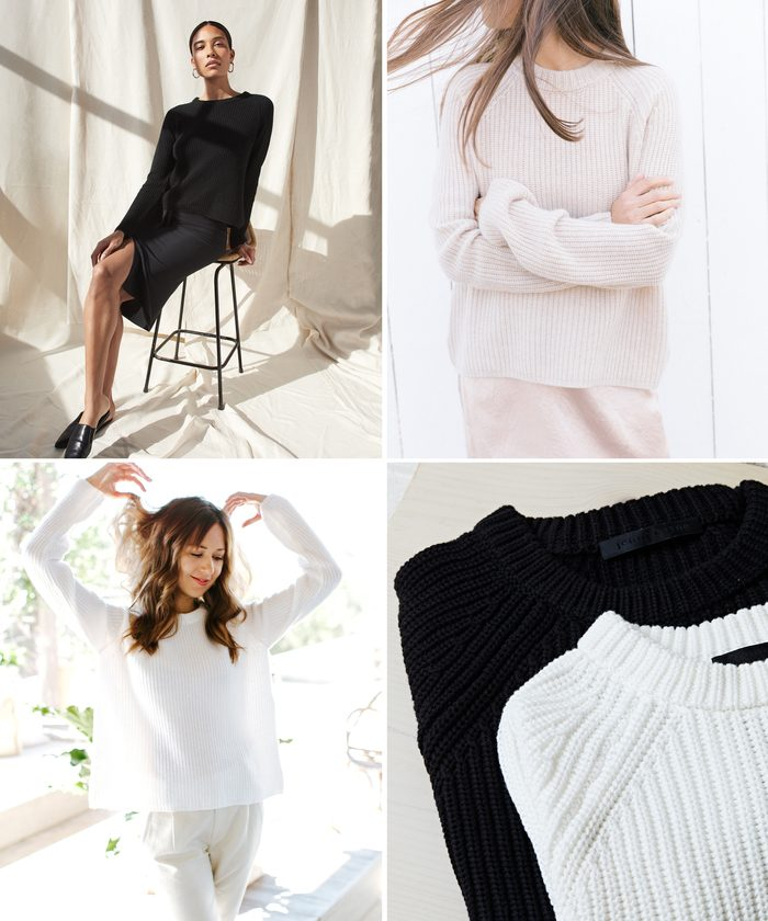 Our Most Versatile Sweater