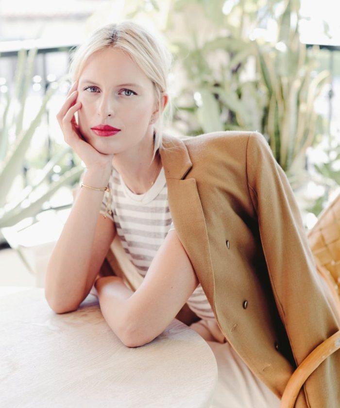 Karolina Kurkova on 20 Years in Fashion