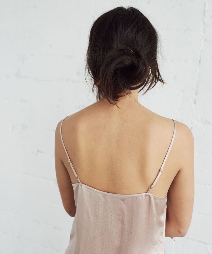 The Simple Statement of a Slip Dress