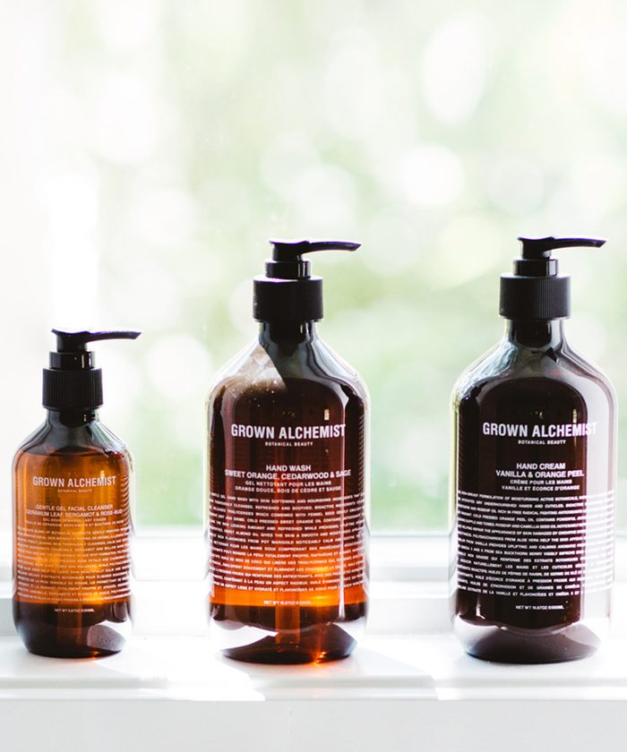 Natural Beauty Rolodex: Grown Alchemist