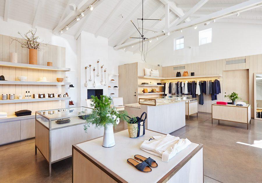 Montecito store interior