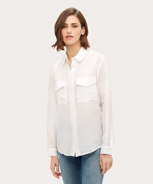 Lightweight Safari Shirt