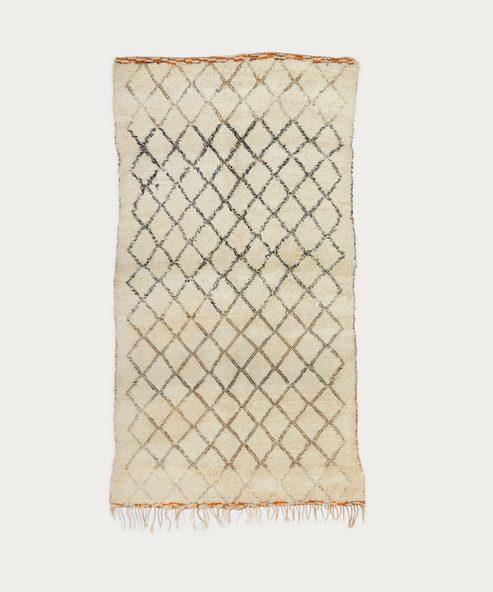 no. 19 Vintage Moroccan Rug