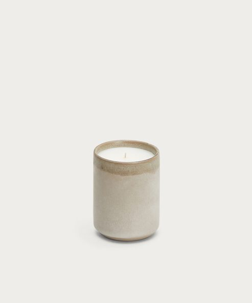 Sunset Ceramic Candle