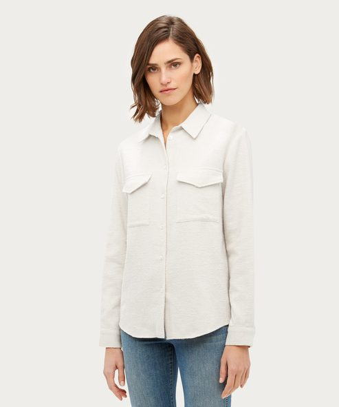 Cotton Safari Shirt