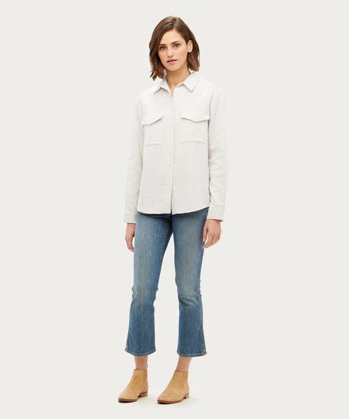 Cotton Safari Shirt