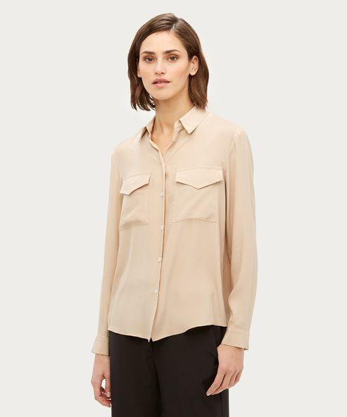 Silk Safari Shirt