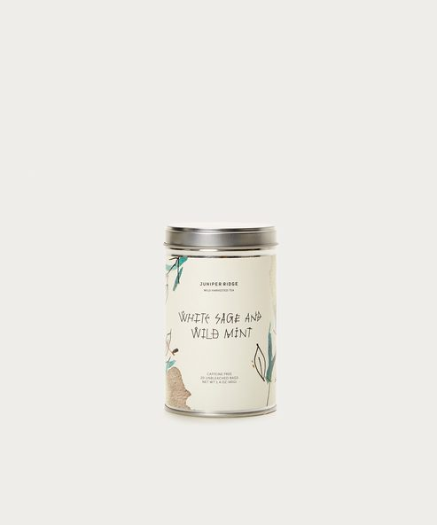 White Sage & Wild Mint Tea