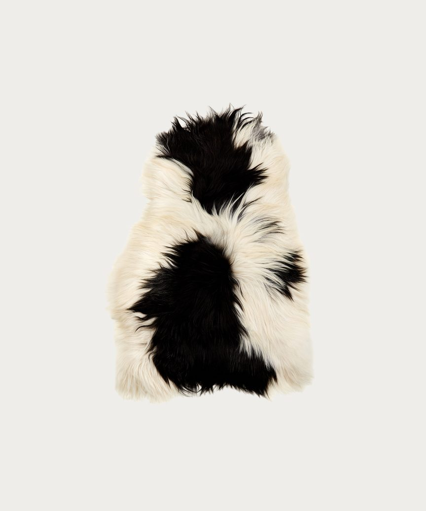 Spotted Arctic Sheepskin