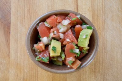 Heirloom Tomato Salsa Recipe