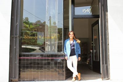 Store of the Day: Beatrice Valenzuela