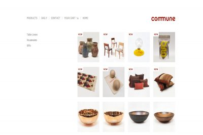 Site of the Day: Commune