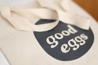 Site of the Day: Good Eggs