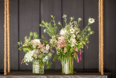 Floral Arrangements with Botany: Wildflowers