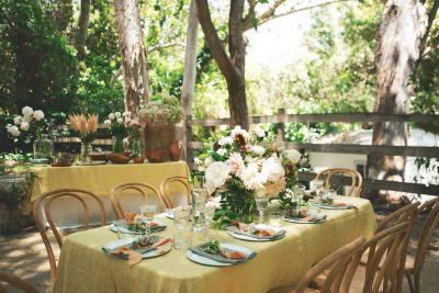 Garden Party: Decor