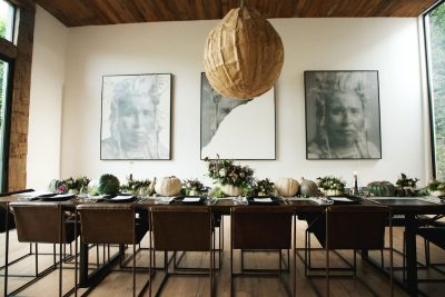 Fall Entertaining: A Halloween Party  – The Decor