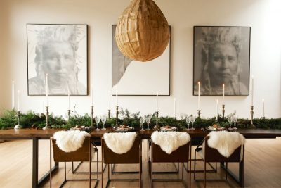 In the Veggie Kitchen: Holiday – The Decor
