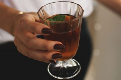 Wintery Julep Cocktail Recipe