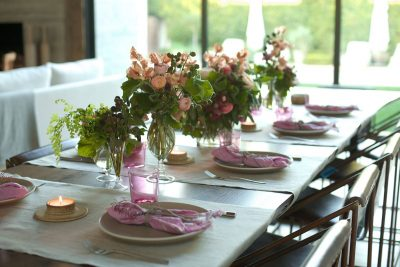 Winter Entertaining: A Valentine's Day Get-Together