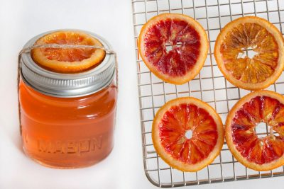 DIY: Citrus Infused Syrup