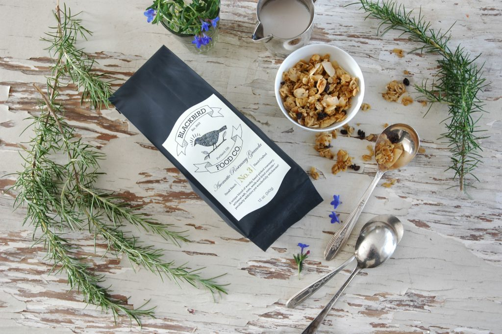 Product of the Day: Blackbird Food Co. Granola