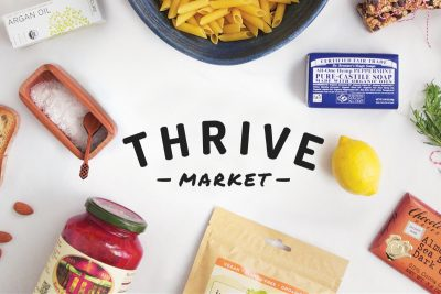 Site of the Day: Thrive Market