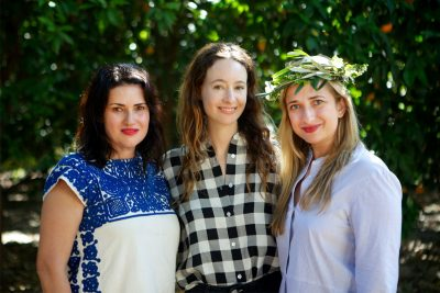 Summer Entertaining: A Family Barbecue with Yifat Oren
