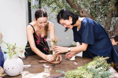 Japanese Floral Arrangements with Yukari Iki: Ikebana Displays