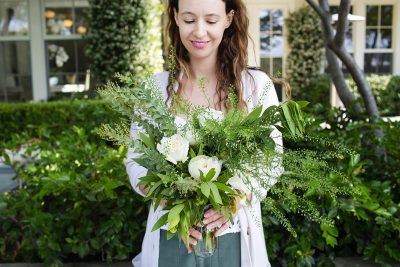 Floral Arrangements with Finch Floral: Straight from the Kitchen and Garden