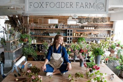 Studio Visit: Fox Fodder Farm