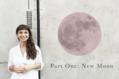 Moon Cycles with Desirée Pais: Falling into Change