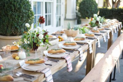 Autumn Entertaining: A FEED Supper with Lauren Bush Lauren – The Decor