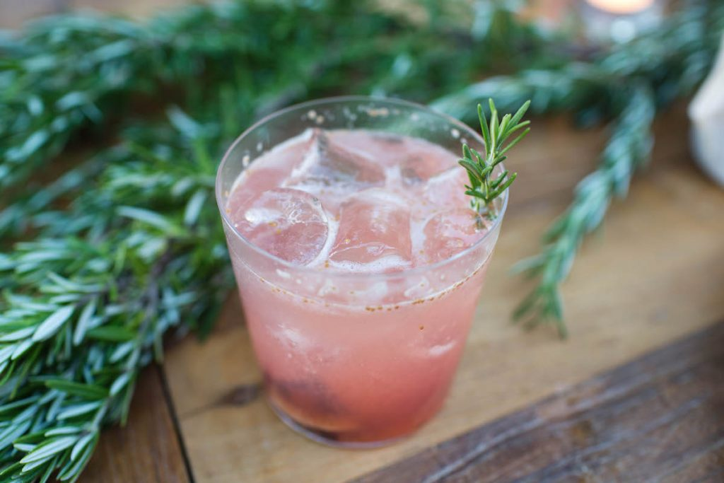 Rosemary Fig Fiz Recipe